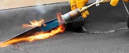 bitumen dakdekking Den Bosch