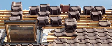 dakpannen vervangen Bergen